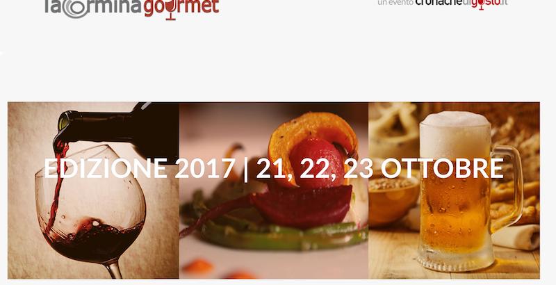 taormina gourmet 2017